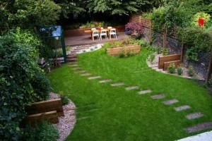обустройство садового участка