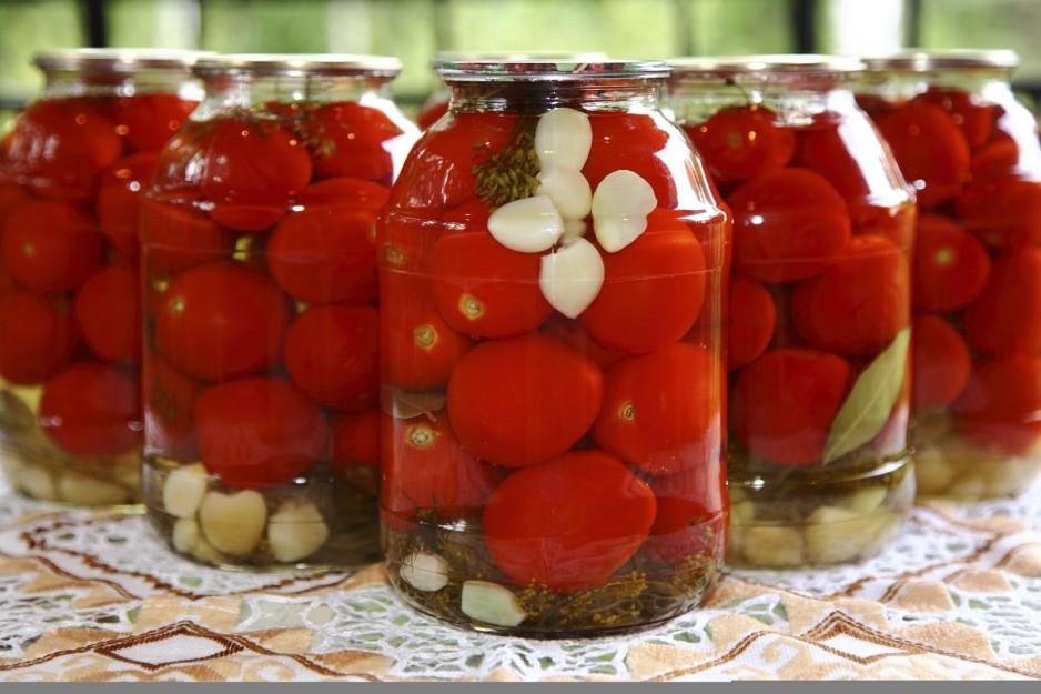 помидоры сладкие консервированные