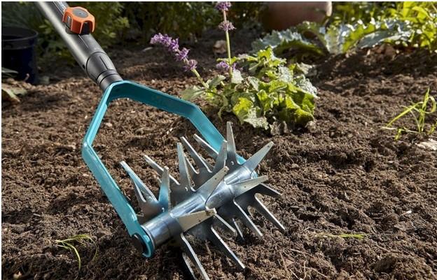 Механический способ борьбы с сорняками